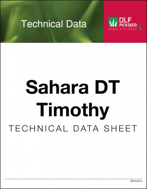 Tech Sheet – Sahara DT Timothy