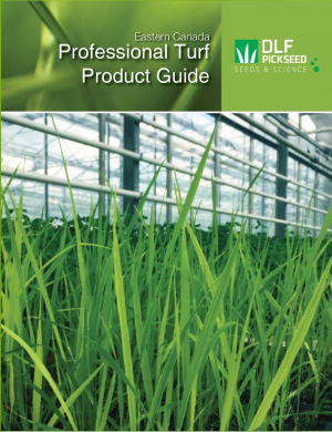Professional Turf Product Guide – Eastern Canada