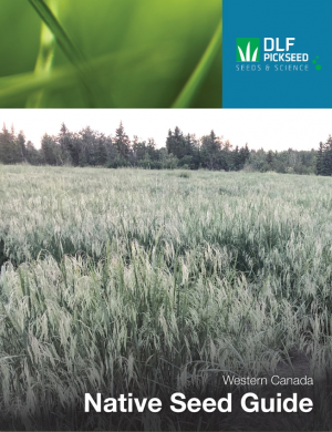 Native Seed Product Guide – Western Canada