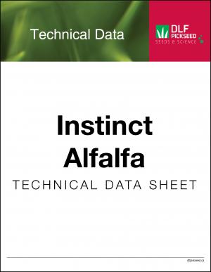 Tech Sheet – Instinct Alfalfa