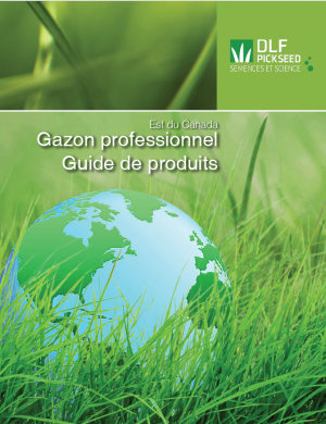 Professional Turf Product Guide – Est du Canada